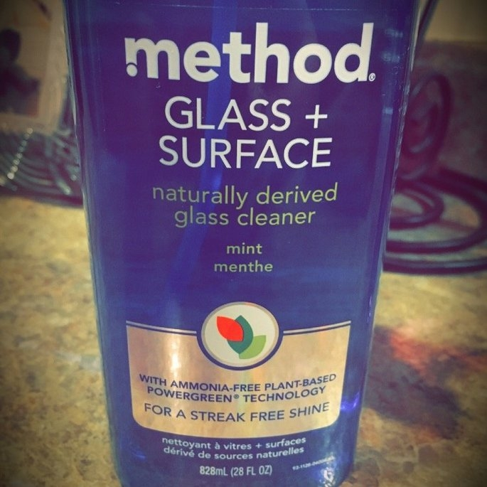 method Glass + Surface Cleaner uploaded by Molly G.