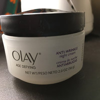 Olay Age Defying Anti-Wrinkle Night Cream uploaded by Stephanie S.