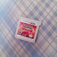 Pokémon: Omega Ruby (Nintendo 3DS) uploaded by Alejandra V.