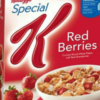Kellogg's Special K Red Berries Cereal uploaded by Stephanie O.