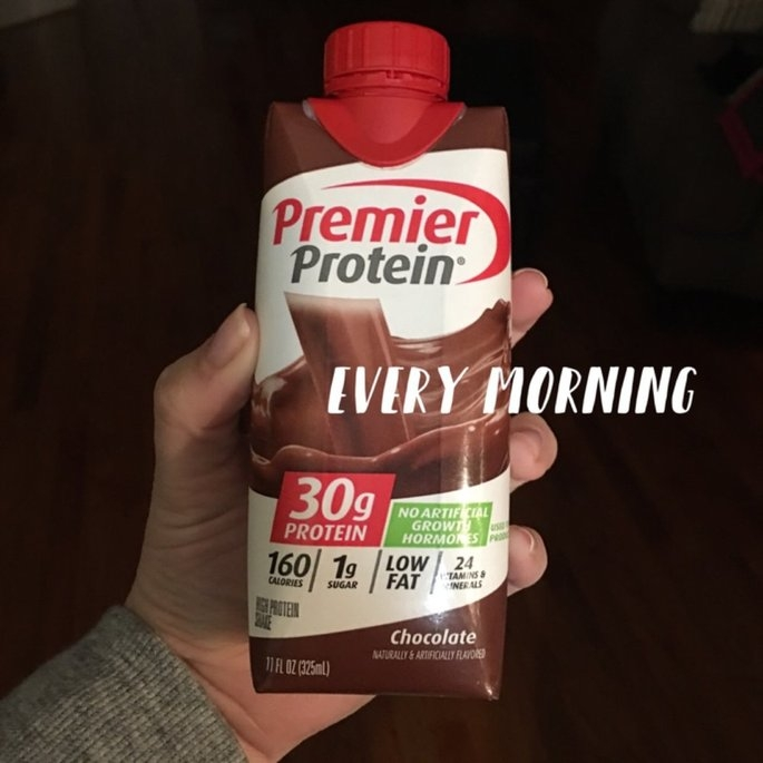 Premier Protein 30g Protein Shakes uploaded by Laura M.