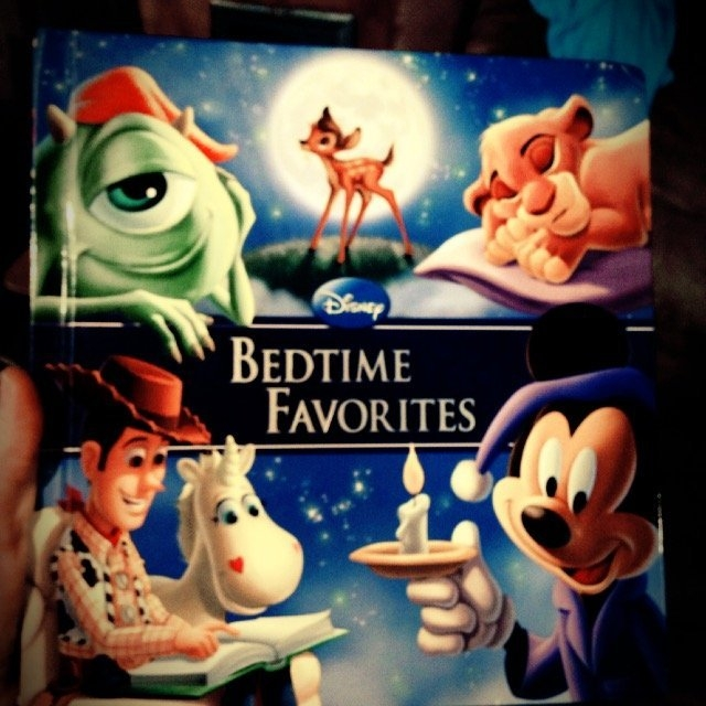 Disney Bedtime Favorites (Storybook Collection) uploaded by Megan B.