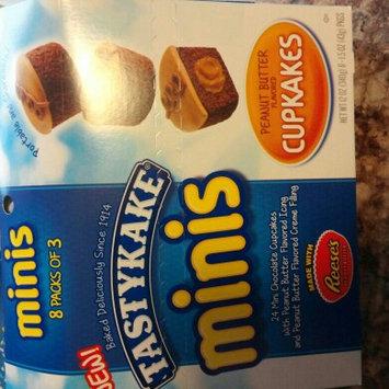 Photo of Tastykake® Mini Peanut Butter Swirly Cupcakes uploaded by Alisha D.
