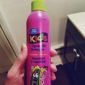 Photo of Breck Kids Spray-On Detangler ~ Watermelon Smile ~ 8 fl. oz. (236 ml) uploaded by Pamela E.