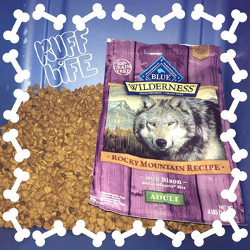 Photo of THE BLUE BUFFALO CO. BLUE™ Wilderness® Rocky Mountain Recipe™ Red Meat For Adult Dogs uploaded by Léage Marie M.