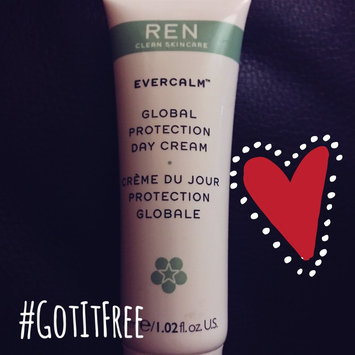 REN Hydra-Calm Global Protection Day Cream uploaded by Michele M.