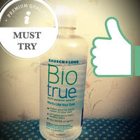 Bausch + Lomb Biotrue Multi-Purpose Contact Solution uploaded by Whitney P.