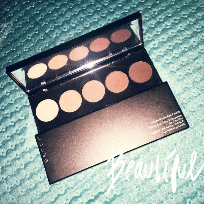 BECCA Ombre Nudes Eye Palette uploaded by Kaitlyn V.