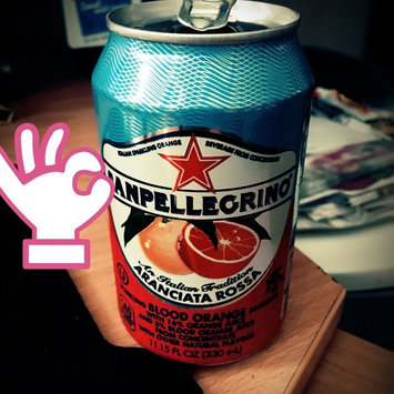 San Pellegrino® Aranciata Rossa Sparkling Blood Orange Beverage uploaded by Anastasiya T.