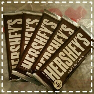 Hershey's® Milk Chocolate uploaded by lupe b.