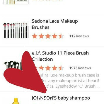 Sedona Lace Makeup Brushes  uploaded by Leidy M.