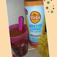 Appetite Control Meta Appetite Control Dietary Supplement, Sugar-Free Orange Zest, 36 Servings uploaded by Yajaira H.