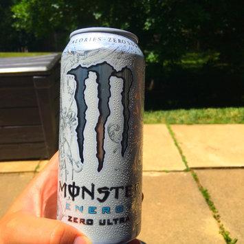 Monster Zero Ultra Energy Drink uploaded by Ashley C.