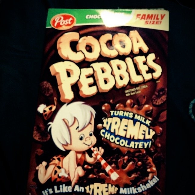 Post Cocoa Pebbles Cereal uploaded by LaWanda B.