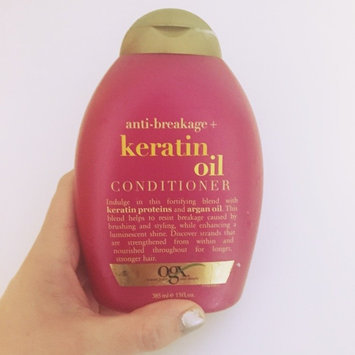 OGX® Keratin Oil Conditioner uploaded by Katherine S.