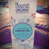 Nourish Organic Replenishing Argan Oil for Face/Hair/Body - 3.4 oz uploaded by Cara M.