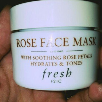 Fresh Rose Face Mask 100ml/3.5oz uploaded by Venice D.