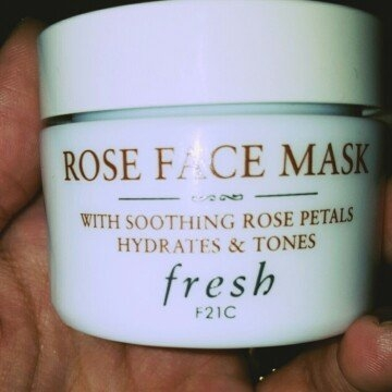Fresh Rose Face Mask 100ml/3.5oz uploaded by Venice D.