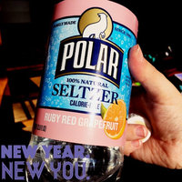 Polar Calorie-Free Seltzer Ruby Red Grapefruit uploaded by jeanhuber