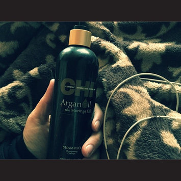 CHI Argan Oil Plus Moringa Oil Shampoo uploaded by Peggy A.