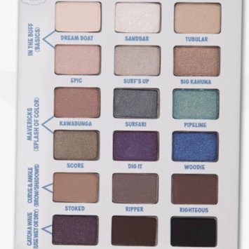 Thebalm the Balm Balmsai Eyeshadow & Brow Palette With Shaping Stencils uploaded by Alicia  S.