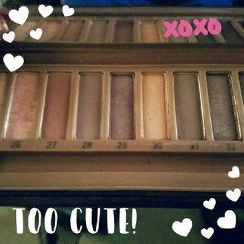 Photo of CITY COLOR Barely Exposed Eye Shadow Palette Day/Night uploaded by Myriah M.