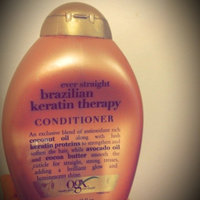 OGX® Ever Straight Brazilian Keratin Therapy Anti-Breakage Serum uploaded by Lakiya N.