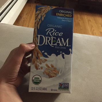 Photo of Rice Dream Rice Drink Unsweetened Organic uploaded by Millene A.