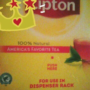 Photo of Lipton Black Tea uploaded by Esther C.