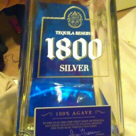Photo of 1800 Reposado Tequila uploaded by Alicia P.