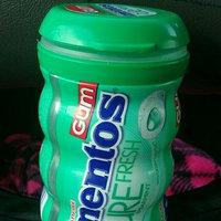 Mentos Pure Fresh Spearmint Sugar Free Chewing Gum - 50 CT uploaded by Heather S.