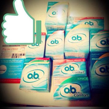 o.b. OB OB Super 40 Tampon uploaded by Nichole B.