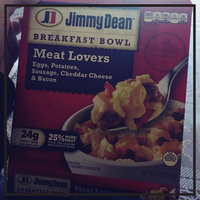 Jimmy Dean Breakfast Bowls Meat Lovers uploaded by Geovanna P.