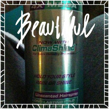 Rave 4X Mega Unscented Hairspray With ClimaShield uploaded by erin m.