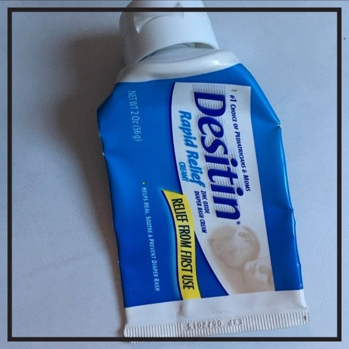 Desitin Rapid Relief Diaper Rash Ointment uploaded by Nadia S.