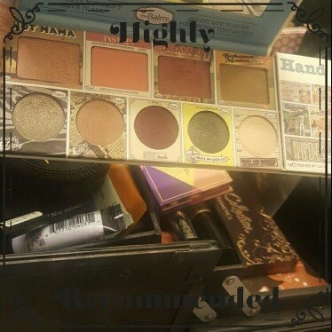 the Balm - In the Balm of Your Hand Greatest Hits Vol 1 Holiday Face Palette uploaded by Elizabeth B.