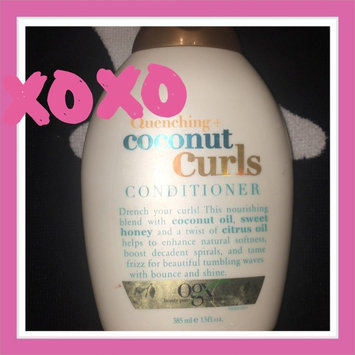 OGX® Conditioner, Twisted Coconut uploaded by Kenia P.