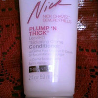 Nick Chavez Plump 'N Thick Leave-In Thickening Creme Conditioner 8 fl oz. uploaded by Nicole D.