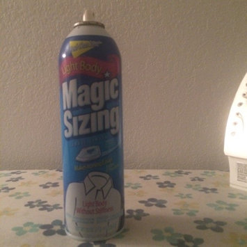 Photo of Magic Sizing Light Body Fresh Clean Scent! Fabric Finish uploaded by Dominique S.