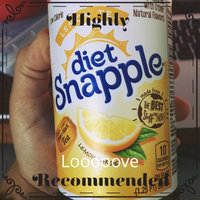 Snapple Diet Lemon Iced Tea uploaded by Melanie C.