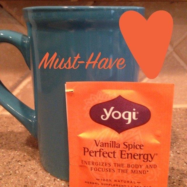 Yogi Tea Vanilla Spice Perfect Energy uploaded by Kelly W.