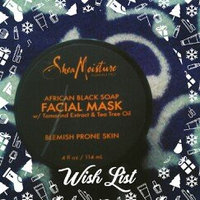 SheaMoisture African Black Soap Problem Skin Facial Mask uploaded by ayonti a.