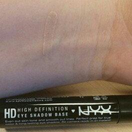 NYX  HD Eye Shadow Base uploaded by Taylor B.
