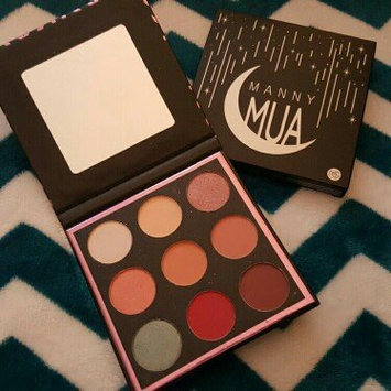 Makeup Geek X Mannymua Palette uploaded by Heather P.