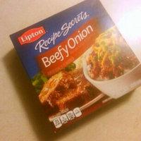 Lipton® Recipe Secrets Beefy Onion Recipe Soup & Dip Mix uploaded by Elva L.