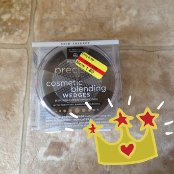 Photo of Earth Therapeutics Precisso Cosmetic Blending Wedges (Black) uploaded by Gaoshuapa R.
