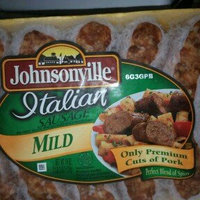 Johnsonville® Italian Sausage Mild uploaded by Amanda P.