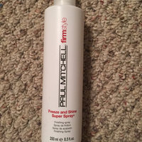 Paul Mitchell Freeze and Shine Super Spray uploaded by Taylor T.