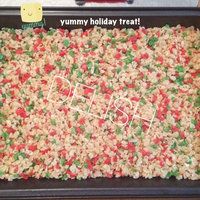 Kellogg's® Holiday Rice Krispies® Toasted Rice Cereal uploaded by Cristina S.