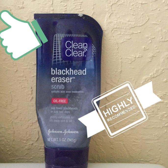 Clean & Clear Blackhead Eraser uploaded by Janelle B.